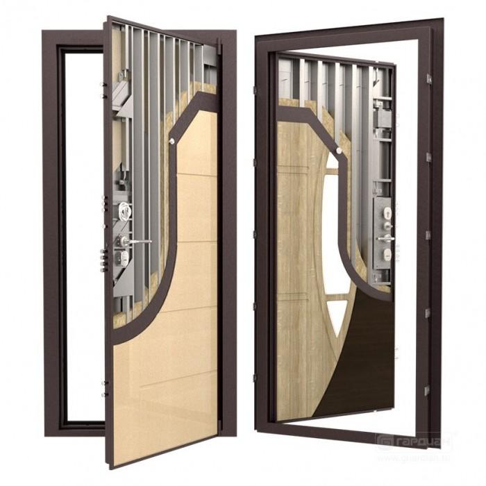 Дверь Гардиан ДС-8 усиленная