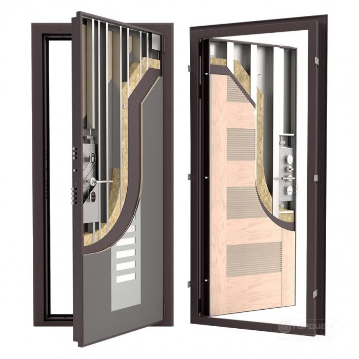 Дверь Гардиан ДС-9