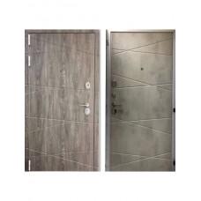 Входная дверь Тиффани