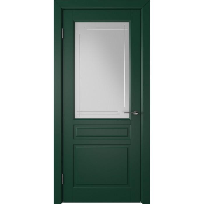 Стокгольм зеленая эмаль