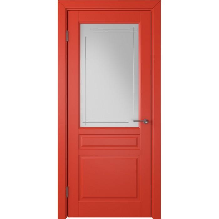 Стокгольм красная эмаль