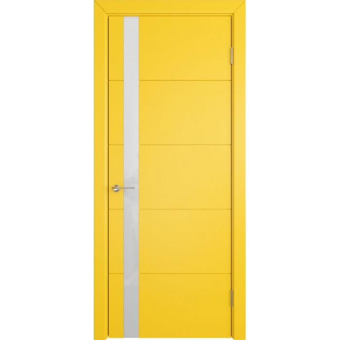 Тривия желтая эмаль