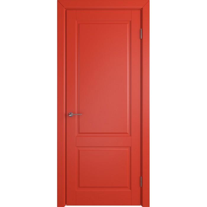 Доррен красная эмаль