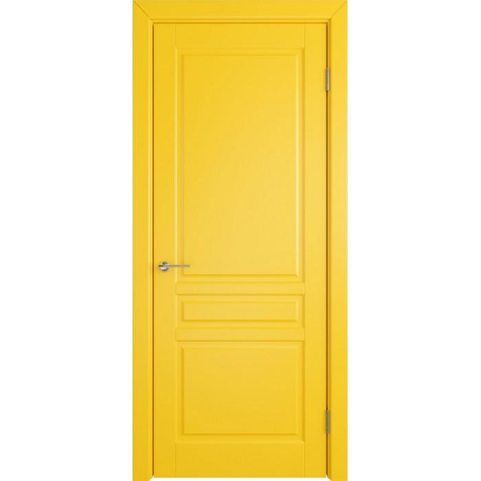 Стокгольм желтая эмаль