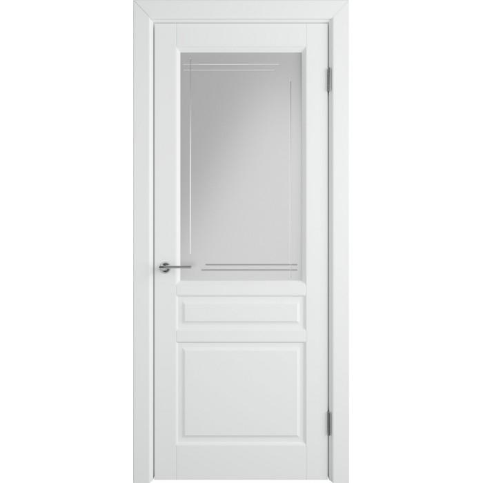 Стокгольм белая эмаль