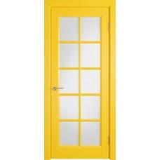 Гланта желтая эмаль